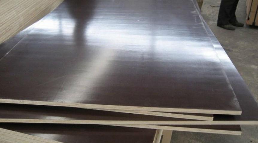 ván khuôn gỗ ép phủ phim
