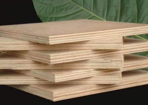 water boiled plywood
