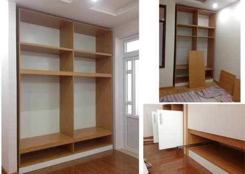 Có nên đóng tủ quần áo bằng gỗ dán công nghiệp không?