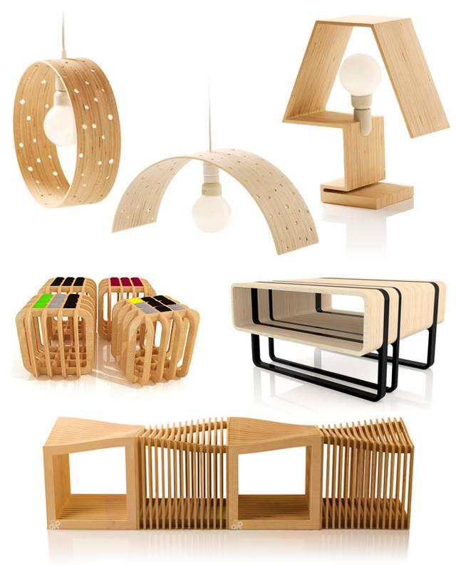 Gỗ ván lạng  - Xu hướng mới của ngành thiết kế nội thất