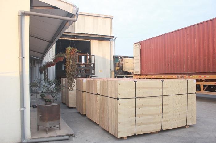 gỗ dán bao bì